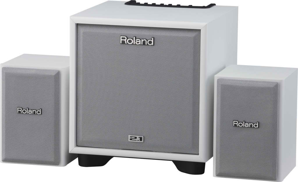 ROLAND CUBE-MONITOR-110-WH