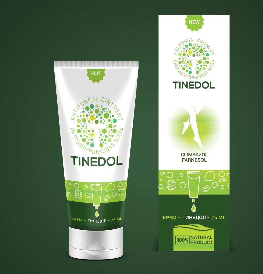 Tinedol (Тинедол) - мазь от грибка От производителя  Специальное предложение 1+1=3!