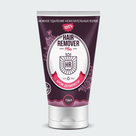 Hair Remover - крем депилятор