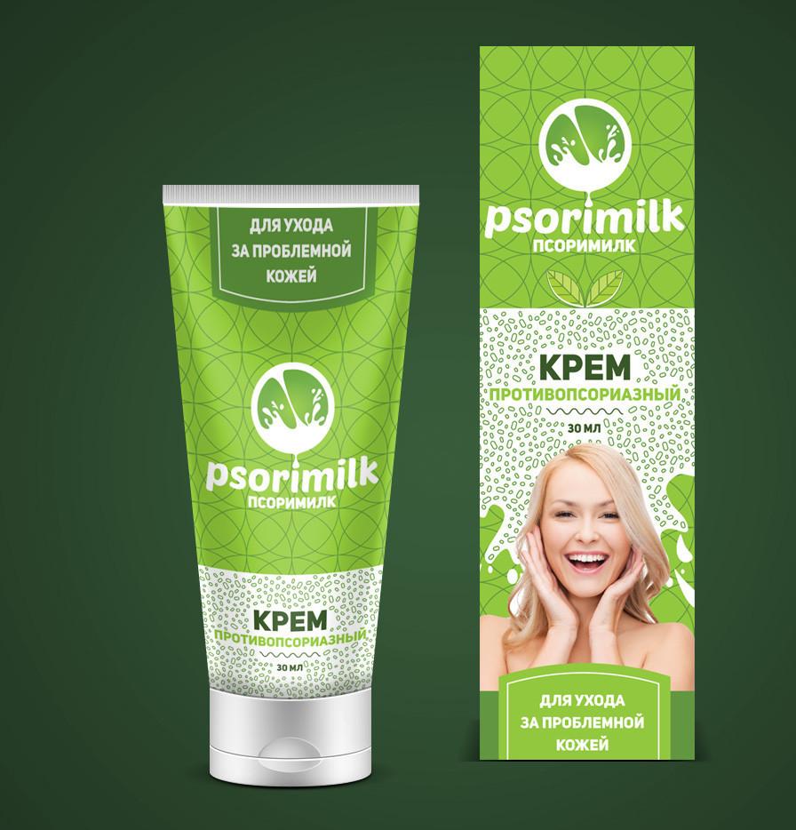 Psorimilk - противопсориазный крем!