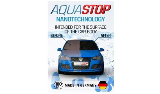 Aquastop (аквастоп) - наносредство для защиты автомобиля