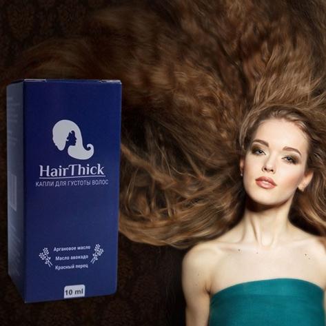 Hair Thick (хеир трик) - капли для увеличения густоты и объема волос