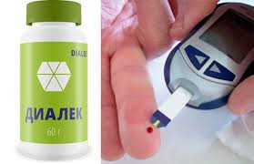 Диалек –  от диабета