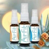 AirFit (эйрфит) - бактерицидный спрей защищающий от Орви и Гриппа