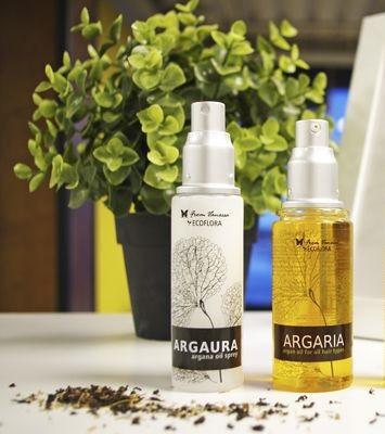 Argaria (аргария) - масло  для волос