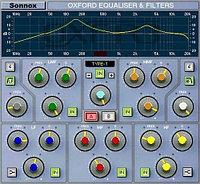 SONNOX Oxford Plugins EQ HD-HDX