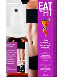 Eat for fit (ит фор фит) - спрей для похудения
