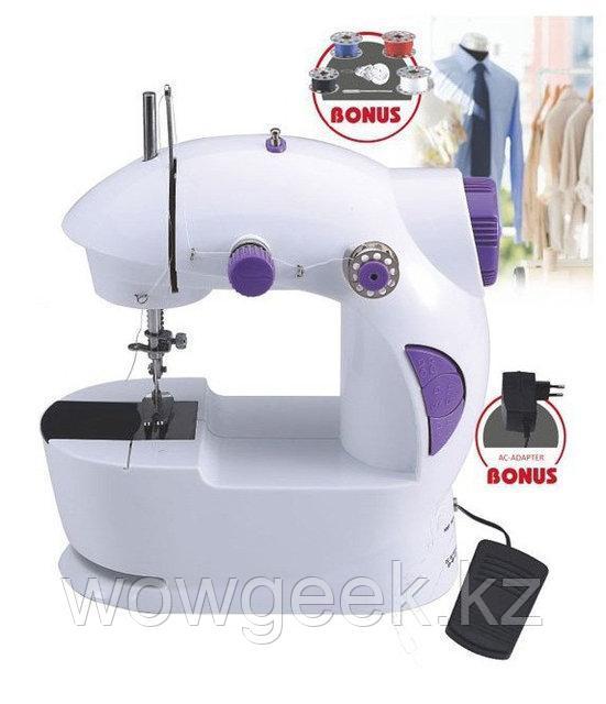 Мини швейная машинка электрическая