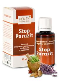 Stop Parazit (Стоп Паразит) - средство от гельминтов