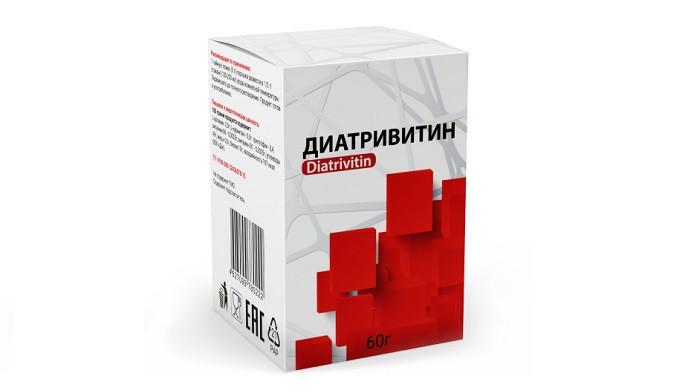 Диатривитин (Diatrivitin) - средство от диабета