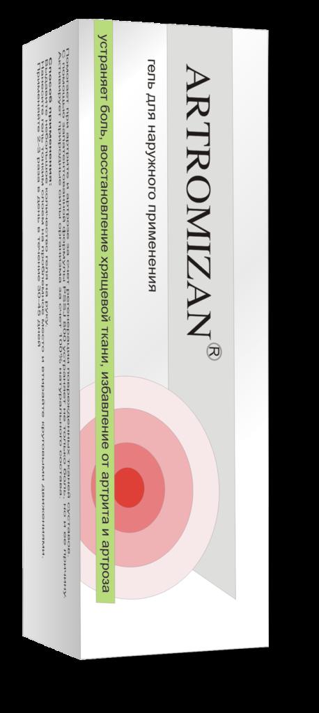 Артромизан (Artromizan) - для суставов