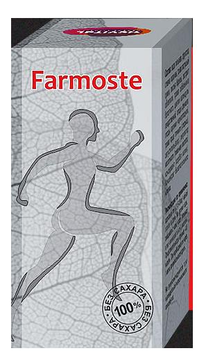Farmoste (Фармост) - средство от остеохондроза и артроза