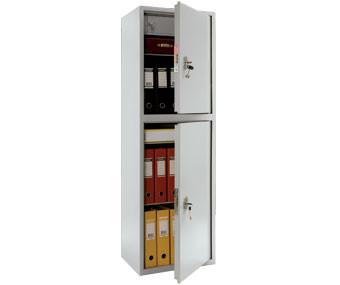 Шкаф бухгалтерский Практик SL-150/2T металлический