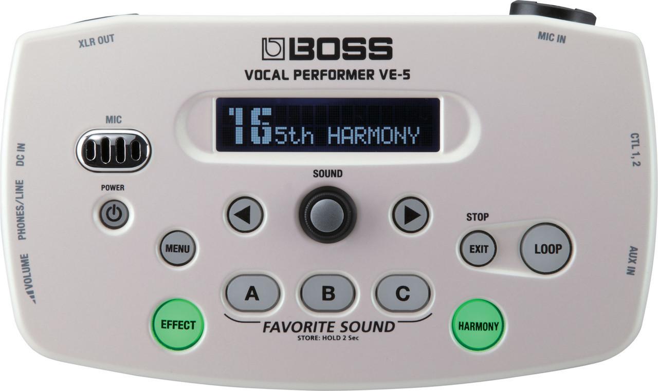 BOSS VE-5