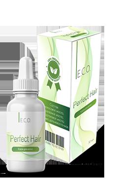 Eco Perfect Hair (Эко Перфект Хаир) - капли для красоты волос