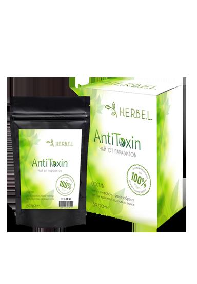 Herbel AntiToxin (Хербел АнтиТоксин) - средство для лечения и профилактики гельминтоза