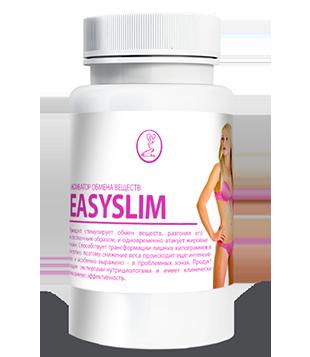 Easy Slim (Изи Слим) - порошок для похудения