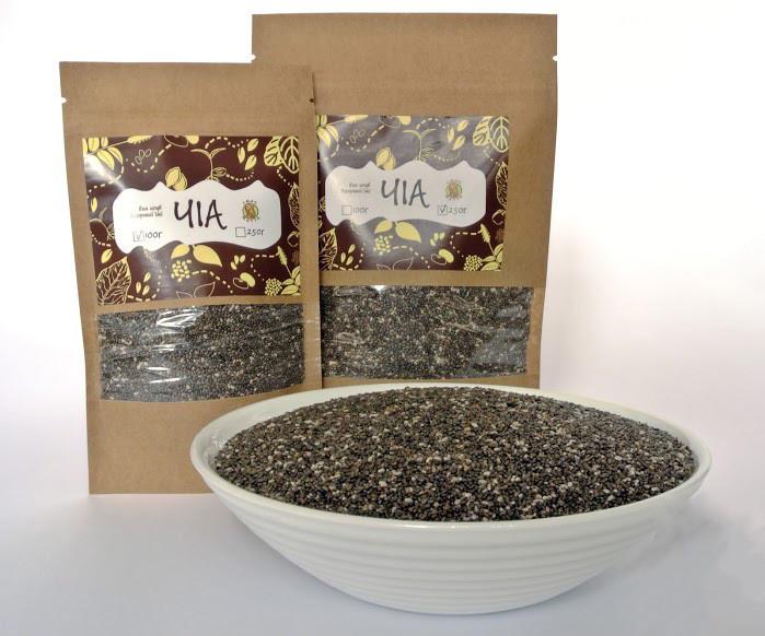 Чиа - семена Здоровое питание