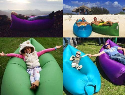 Lamzac Air Sofa (Ламзак Аир Софа) - надувной диван