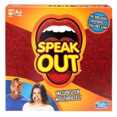 """Speak out - игра """"Скажи если сможешь"""" Правила"""
