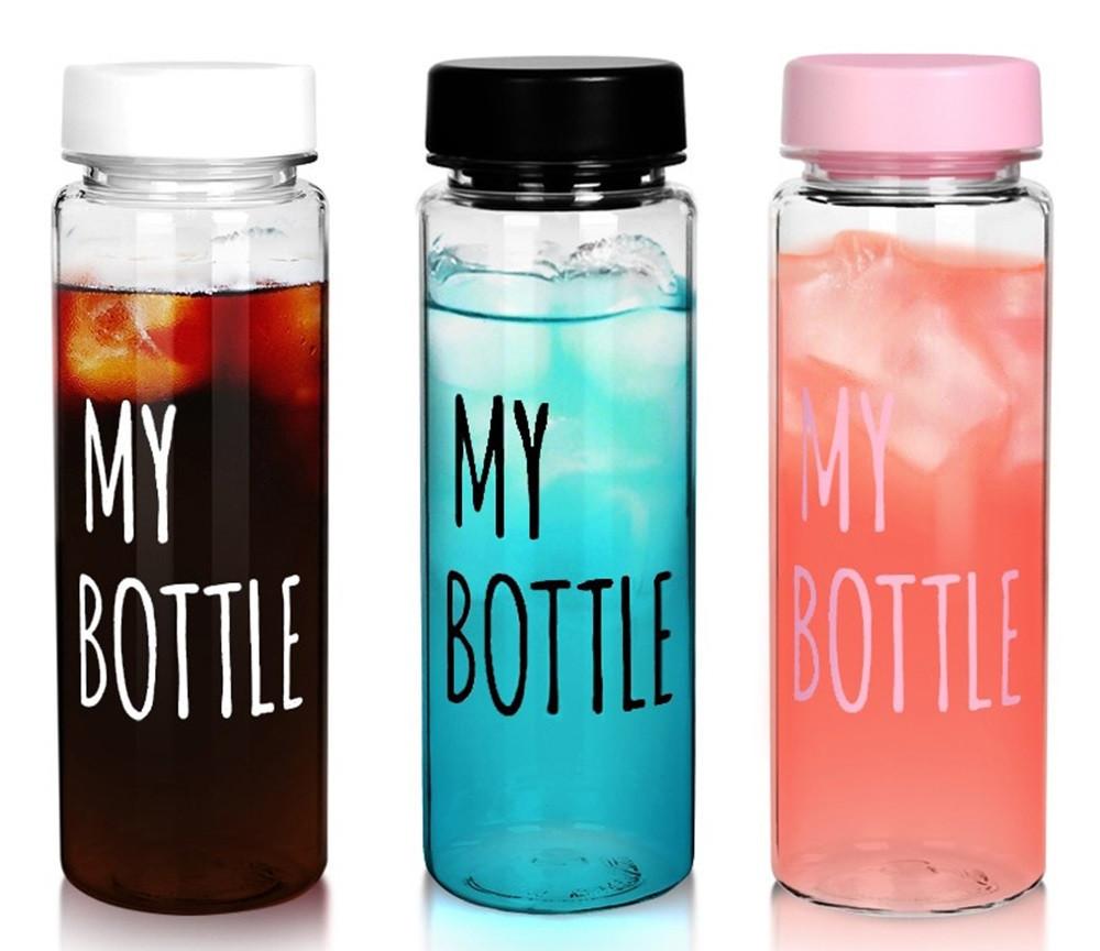 Бутылка - my bottle