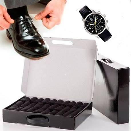 Кейс носков + часы Tissot в подарок