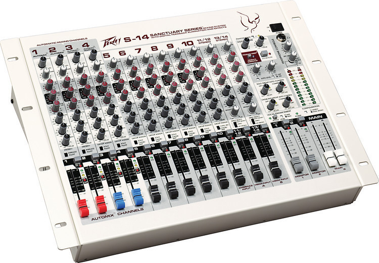 SANCTUARY SERIES S14 Mixing System