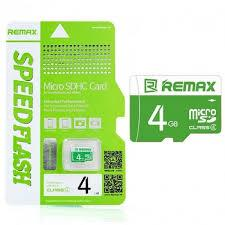 MicroSDHC карта памяти 4GB