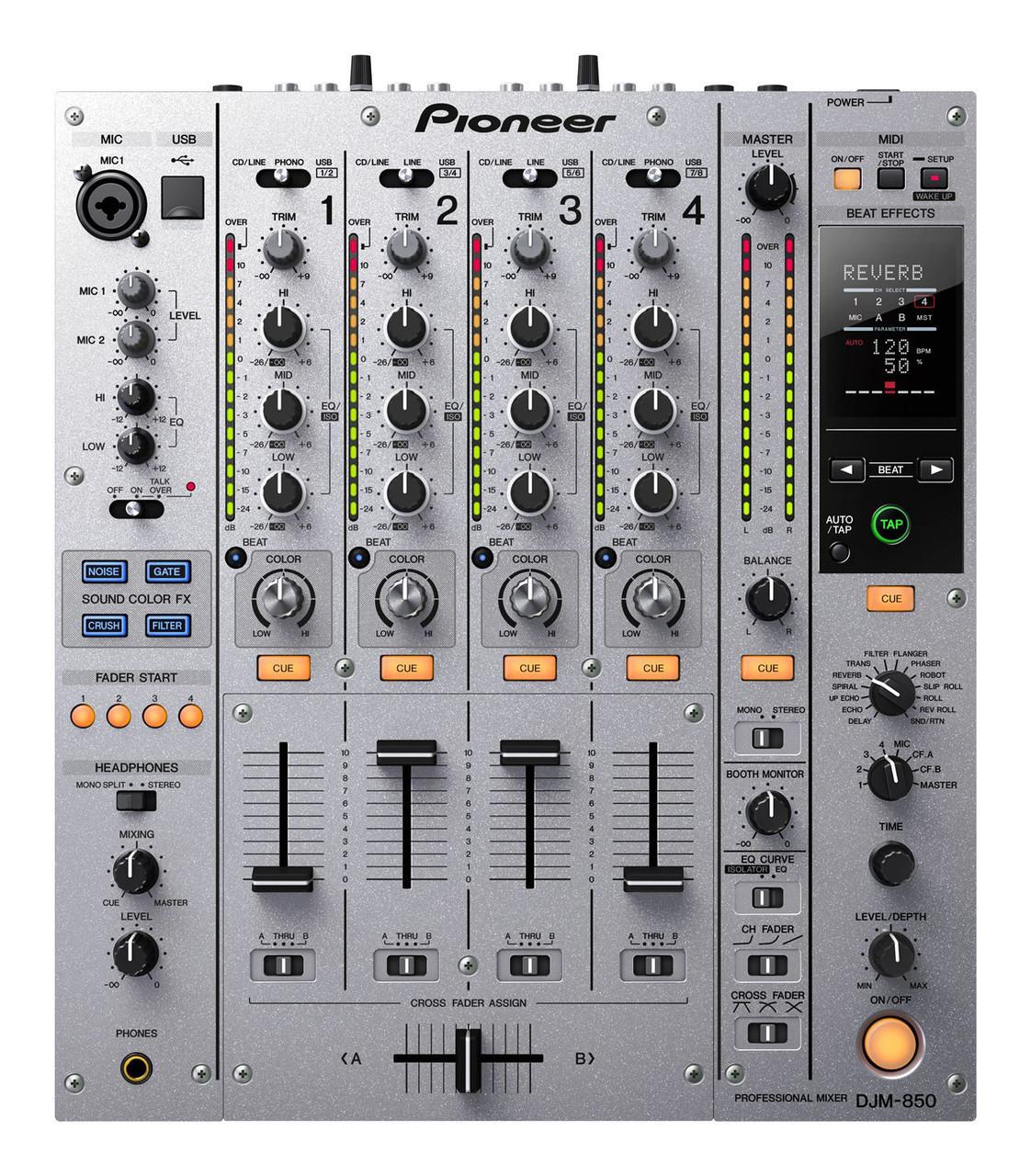 PIONEER DJM-850-S DJ