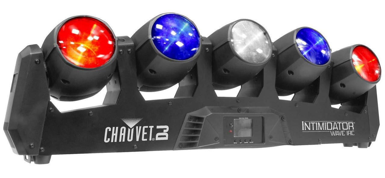 CHAUVET-DJ Intimidator Wave IRC