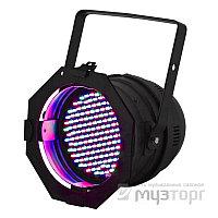 CLS RGB LED PAR64 black 100-240V 50Hz DMX512 Flood, 432pcs