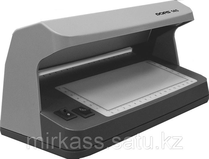 Детектор банкнот Dors 145 ультрафиолетовый детектор валют