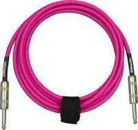 DIMARZIO INSTRUMENT CABLE 18` PURPLE EP1718SSP