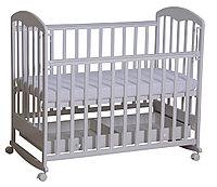 Детская кроватка Фея 325 белый
