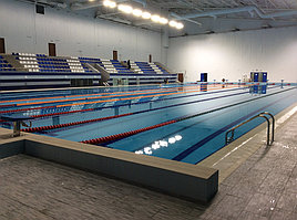 Олимпийский спортивный бассейн в г.Тараз 1
