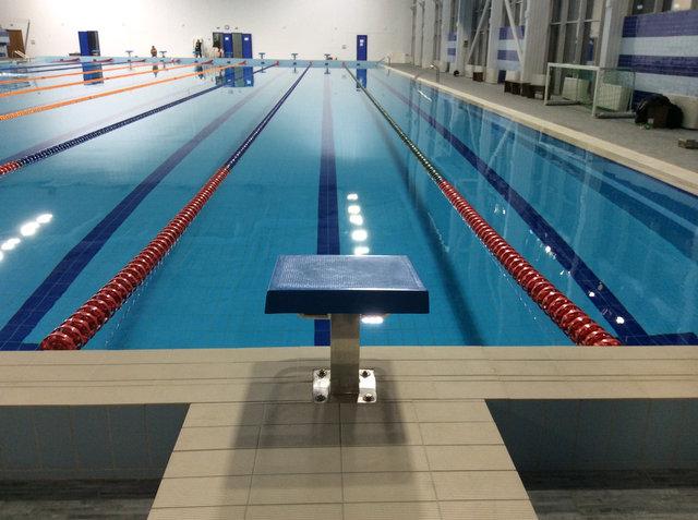 Олимпийский спортивный бассейн в г.Тараз 11