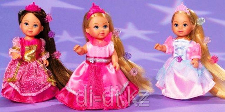 Кукла 5737057 Еви-длинные волосы и акс. д/волос