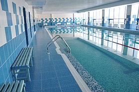 Спортивный бассейн в г.Акколь 1
