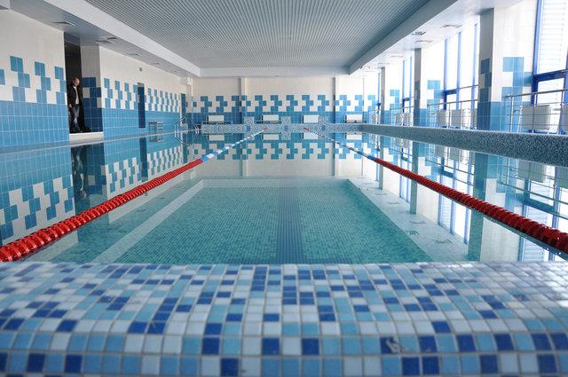 Спортивный бассейн в г.Акколь 12