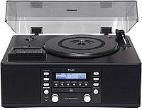 Teac LP-R550USB black, Micro System