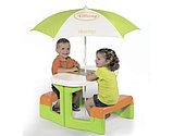 Детский столик для пикника с зонтиком, фото 3