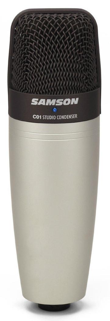 Samson C01 студийный конденсаторный микрофон