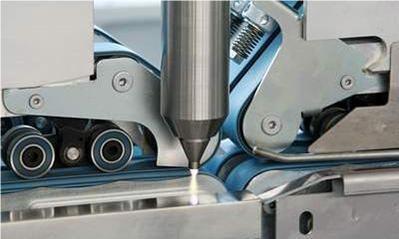 Система предварительной плазменной обработки места склейки YS-1000C