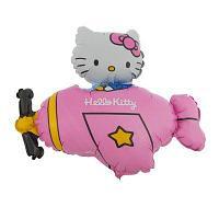 Шары фольгированный Hello Kitty 32см (Испания)