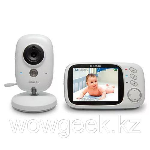 Видеоняня с обратной связью MAMAN VB603