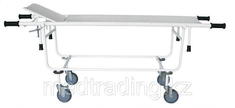 Тележка для перевозки больных ТБС-01 со съемной панелью, фото 2