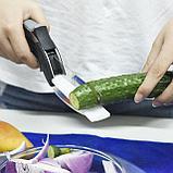Умный кухонный нож 2 в 1 (Smart Cutter), фото 2