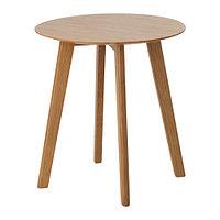 Придиванный столик ФИНЕДЕ  бамбук ИКЕА, IKEA