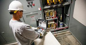 Замеры сопротивления изоляции электросети