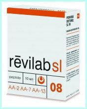 Бальзам Revilab SL-08 для мочевыделительной системы